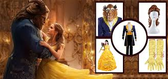 beauty and the beast costume guide