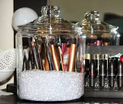 lid bellaposhorganizers storage diy a gl cookie jar from target 7 69 for makeup brushes so