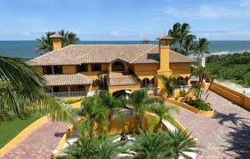 Auction On The Ocean Vero Beach Florida Oceanfront Mansion