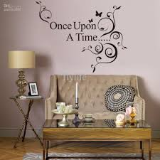 once upon a time vinyl wall lettering stickers quotes and sayings home art decor decals and stickers for home living room stickers for wall stickers for  on lettering wall art quotes with once upon a time vinyl wall lettering stickers quotes and sayings