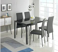 glass dining sets 4 chairs exquisite dining table 4 chairesmerizing lido glass dining table