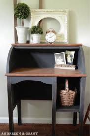 restoring a broken roll top desk how to make home diy with black decor 18