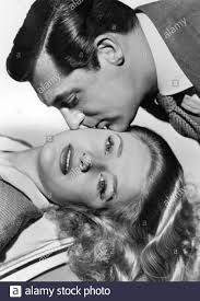 ARSENIC AND OLD LACE 1944 Warner Bros film with Cary Grant and Priscilla  Lane Stock Photo - Alamy