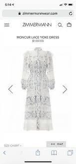 Zimmermann Jaya Wave Bodice Dress Size 2 255 73 Picclick