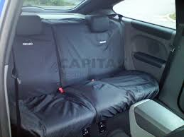 ford focus rs mk2 protective rear seat cover