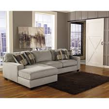 Western Couches Living Room Furniture Signature Design By Ashley Westen Corner Chaise And Sofa Sectional