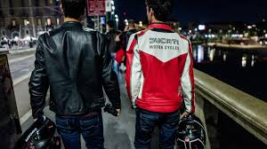 with the ducati apparel collection freedom and security apparel blend in the unmistakable style of a unique story