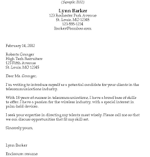 Email To Recruiter Sample Sample Email Recruiter Cover Letter 1