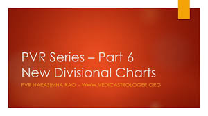 Understanding Divisional Charts By Pvr Narasimha Rao Part 6 Russian Subtitles