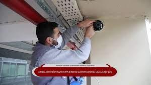 PERPA B Blok Kamera Güvenlik Sistemine 50 Kamera Daha İlave Edildi - YouTube