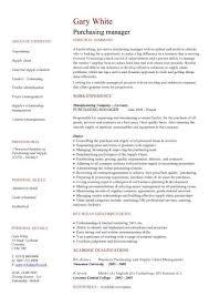 Purchasing Job Description Resume 17624 Behindmyscenes Com