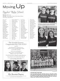 Scarsdale Inquirer Graduation 2013 by The Scarsdale Inquirer - issuu