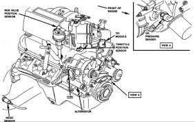 5 8 liter ford engine diagram 5 8 wiring diagrams online