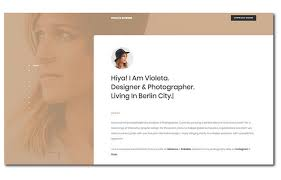 Cv Tmplates Bootstrap Html Resume And Cv Templates And Themes Graygrids