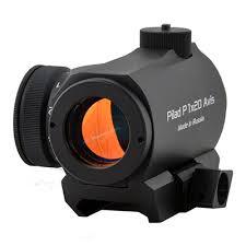 Pilad P1x20 avis pour Weaver. russian red dot scope Collimator vue. 2 MOA.  VOMZ   eBay