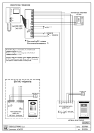 videx kit wiring diagrams videx 831k series video wiring diagram 1 x entrance 1 x video phone