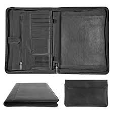 Leather Resume Folder Leather Resume Portfolio Resume Samples