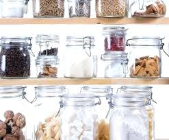 best glass storage containers pantry food storage containers clear glass jars inside of a pantry glass