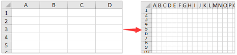 Turn Excel Into Graph Paper How To Turn A Sheet Into Graph Paper In Excel