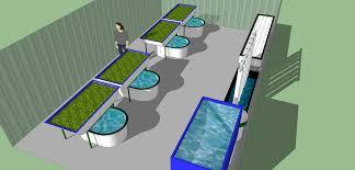 Aquaponics Clarifier Design Aquaponics In Schools 100 Gardens Blog