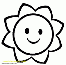 Easy Printable Coloring Pages For Toddlers Printable Coloring Page