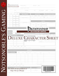 character sheet pathfinder paizo com deluxe character sheet pfrpg pdf