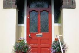 how to refinish front doorHow to Strip  Refinish a Front Door  Home Guides  SF Gate