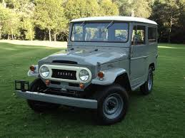 toyota-land-cruiser-fj40-1966-4×4-frame-off-restoration-rare ...