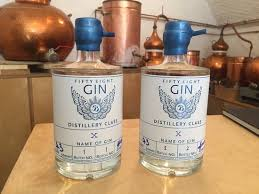 <b>Super high quality</b> gin - Review of 58 Gin, London, England ...
