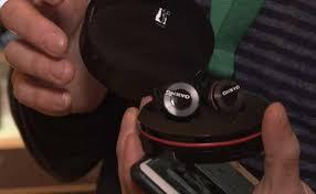 onkyo headphones. ifa 2015: onkyo launches world\u0027s first truly wireless in-ear headphones