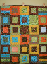 Handmade Baby Quilt for Boy Meadow Friends' Free by QuiltsByMeg ... & Handmade Baby Quilt for Boy Meadow Friends' Free by QuiltsByMeg, $100.00 Adamdwight.com