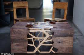 plexiglass furniture. Plexiglass Furniture. Creative: The Hidden Support Makes Table Appear As If It Is Furniture