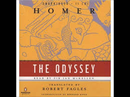 odyssey book 21 translated by les read by ian mckellan