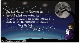 40 Positive Carl Sagan Quotes Unique Carl Sagan Love Quote
