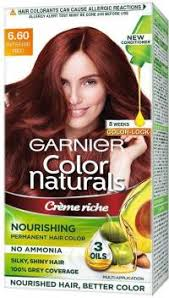 Garnier Color Naturals Shades Chart Garnier Color Naturals Creme Hair Color