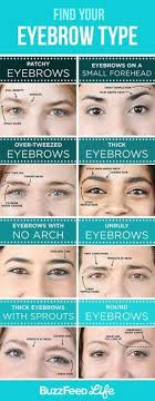 17 genius tricks for getting the best eyebrows of your life first of all figure out what you re working with