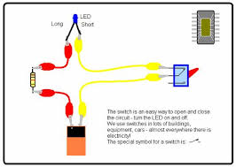 science for school home led circuit a switch