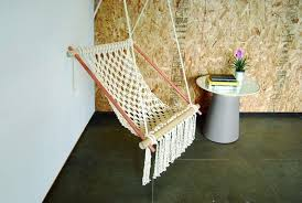 hanging chair extract from diy furniture 2 christopher stuart macrame hammock chair