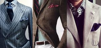 Suit Pattern Delectable Two Quick Rules For Suiting Pattern Combining Parisian Gentleman