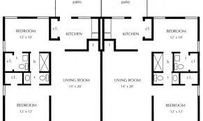 One Bed Quadplex Plans Joy Studio Design Best  House Plans  35704Quadplex Plans