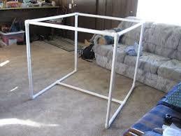 DIY PVC Pipe Quilting Frame | diy | Pinterest | Quilting frames ... & DIY PVC Pipe Quilting Frame Adamdwight.com