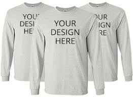 Decorate Your Own Clothes Design Custom T Shirts Online Logosportswear