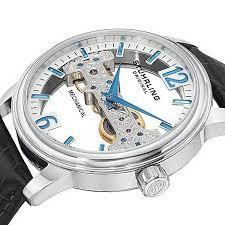 Купить <b>Мужские часы Stuhrling</b> Symphony 841.01 | Наручные ...