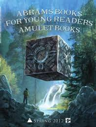 abrams books for young readers amulet books spring 2012 catalog