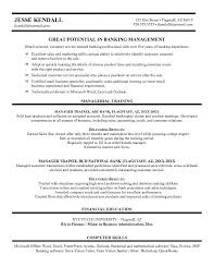 free bank manager trainee resume exampleclick here