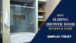 best way to clean shower doors how to clean aluminum shower doors best sliding shower door