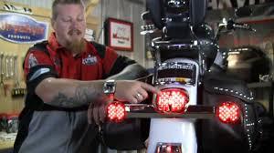 kuryakyn garage panacea taillight turn signals