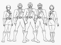 Power Rangers Kleurplaat Sommige 20 Best Free Images