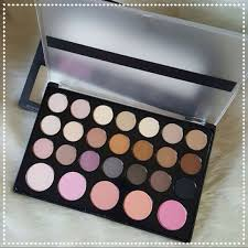 nib pro artist eye shadow blush palette