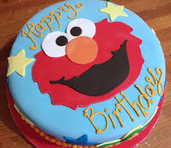Hairy Elmo Birthday Cake Ideas Party By A Professional Planner Elmo
